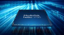 Mediatek představil Helio P95, nový procesor pro střední třídu