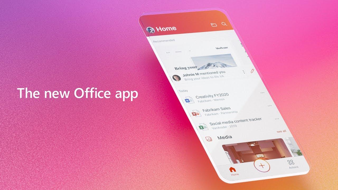 Microsoft vydal novou Office aplikaci s podporou editace