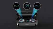 Bezdrátová sluchátka s Bluetooth 5 za 350 Kč na Cafago.com [sponzorovaný článek]