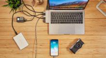 TYPE-C HUB PRO II aneb pro snadnější práci s MacBookem [recenze]