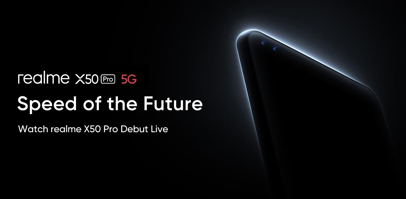 Realme X50 Pro 5G přichází do Česka, nachystejte si 20 999 Kč [aktualizováno]