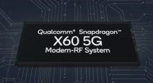 Qualcomm představil Snapdragon X60