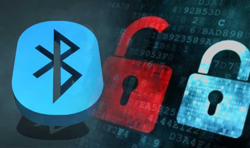 zranitelnost u Bluetooth