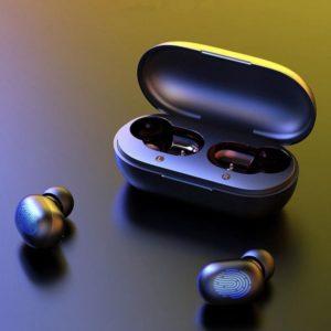 bezdrátová sluchátka