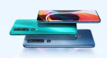 Xiaomi představilo top modely Mi 10 a Mi 10 Pro