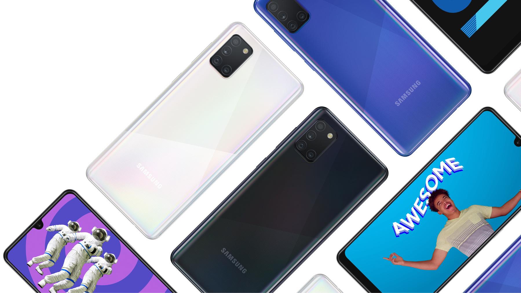 Samsung Galaxy A31 míří do Česka za cenu 7 999 Kč [aktualizováno]