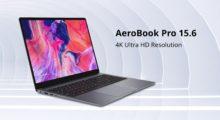 AeroBook Pro nabízí 15,6palcový 4K displej [sponzorovaný článek]