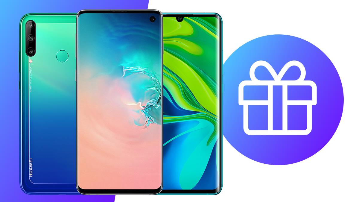 Vyberte si nový smartphone: Samsung, Xiaomi i Huawei koupíte se skvělými bonusy [sponzorovaný článek]