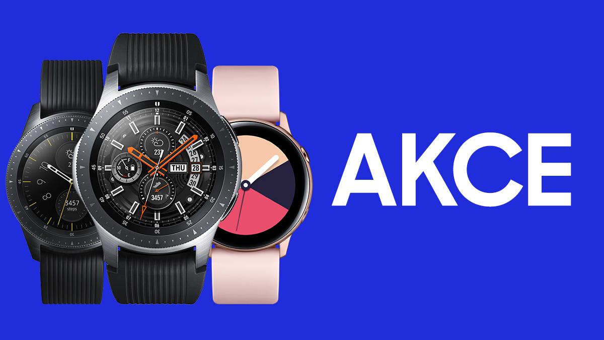 Vyberte nové Samsung Galaxy Watch za akční cenu! [sponzorovaný článek]