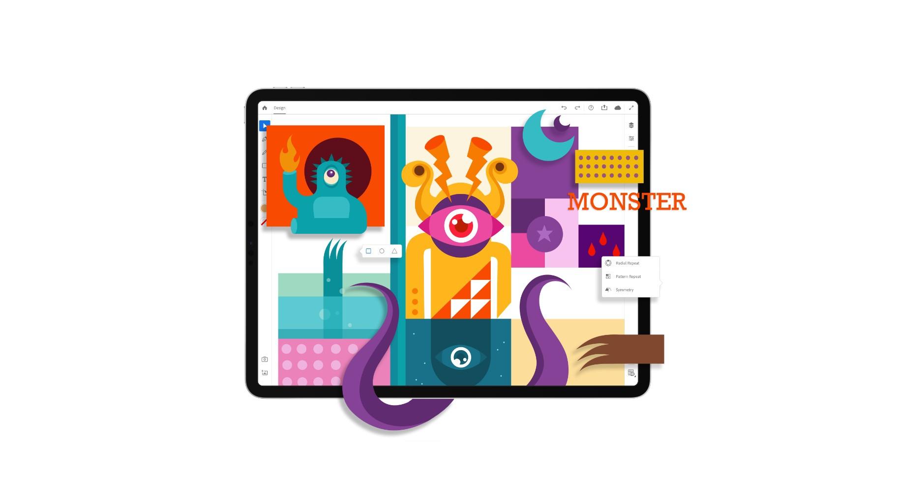 Illustrator pro iPad míří do beta testování
