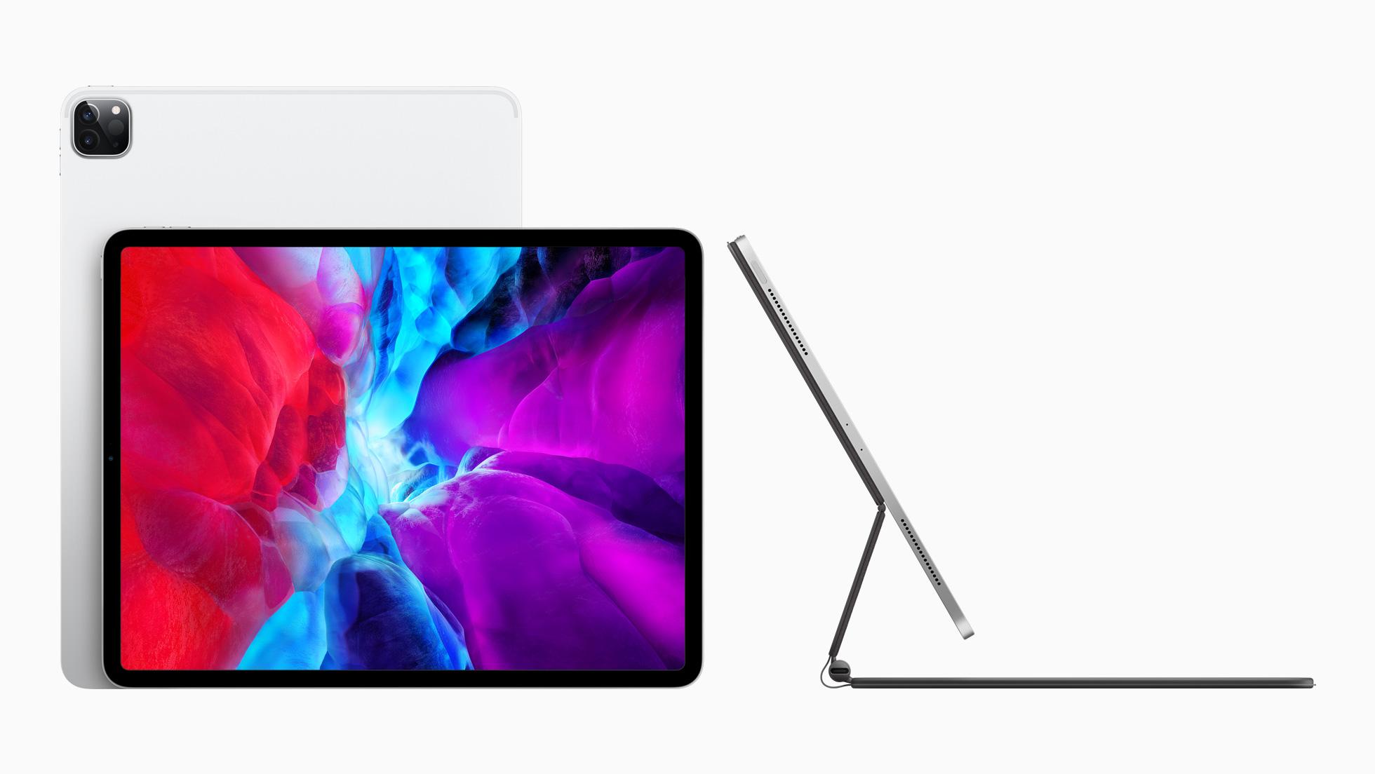 iPad Pro s A12Z procesorem není výrazně výkonnější