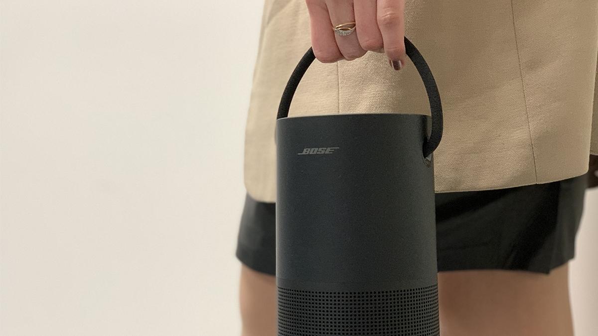 Bose Portable Home Speaker – skvělý zvuk kdekoliv [recenze]