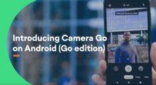 Google představuje aplikaci Camera Go