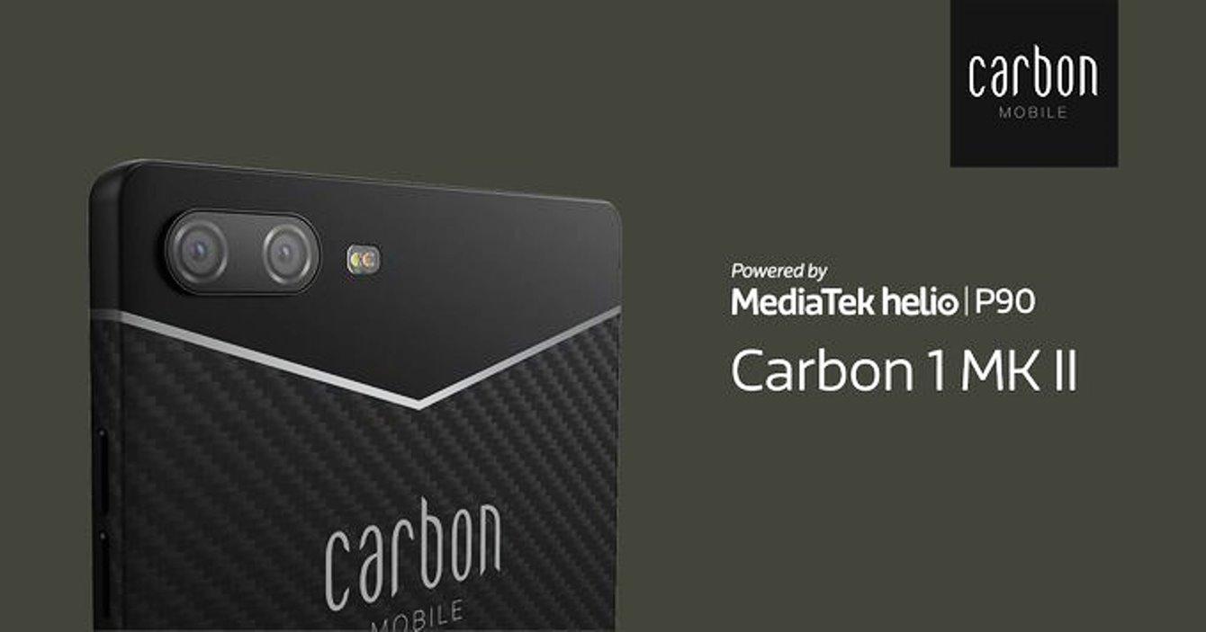 Carbon 1 Mark II budou vyrábět z karbonových vláken