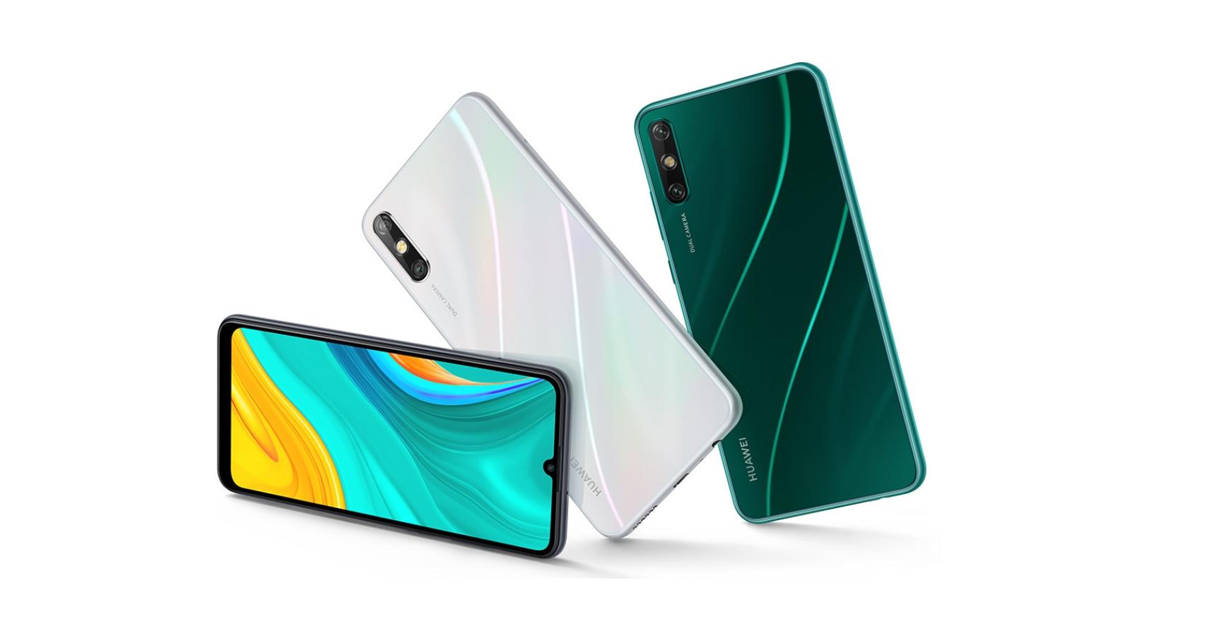 Huawei Enjoy 10e je novinka s pořádnou baterií