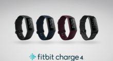 Fitbit Charge 4 představen, cena začíná na 4 190 Kč