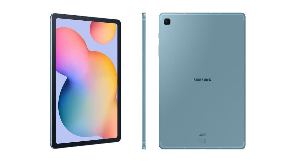 Galaxy Tab S6 Lite odhalen na renderech