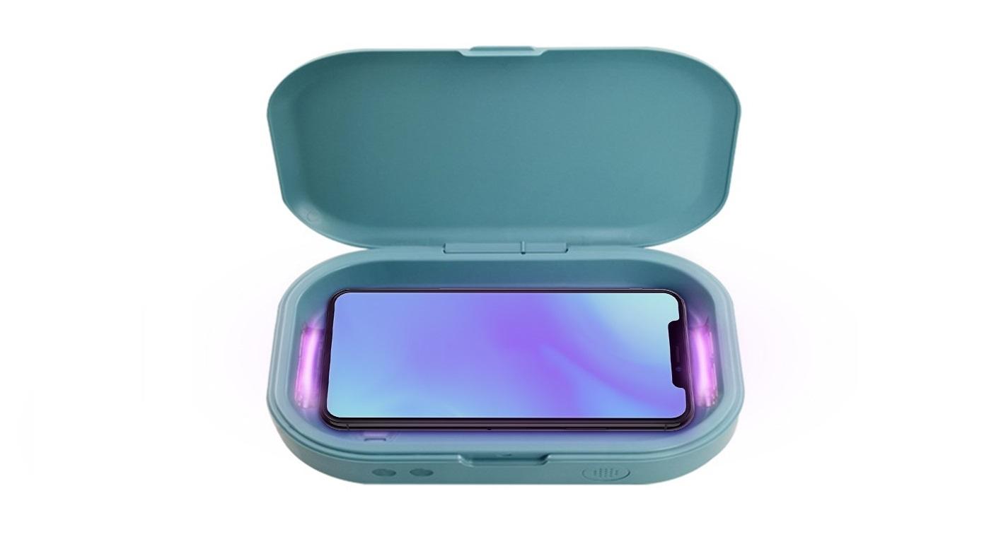 Kupte si přenosný UV sterilizátor pro váš telefon nyní v akci [sponzorovaný článek]