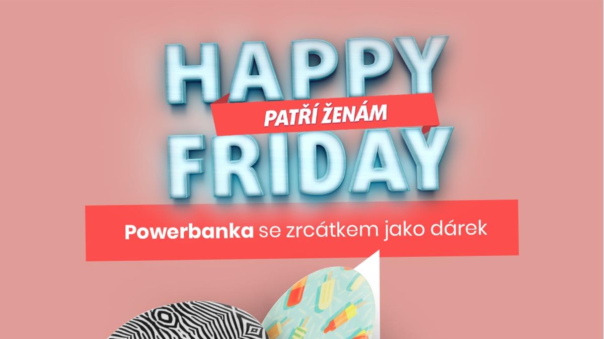 Happy Friday patří ženám: nejoblíbenější levné telefony pro ženy s chytrým dárkem do kabelky [sponzorovaný článek]