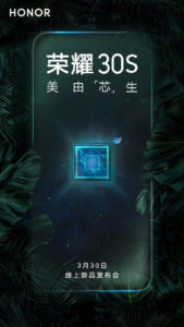 Honor 30S March 30 Launch 690x1227x