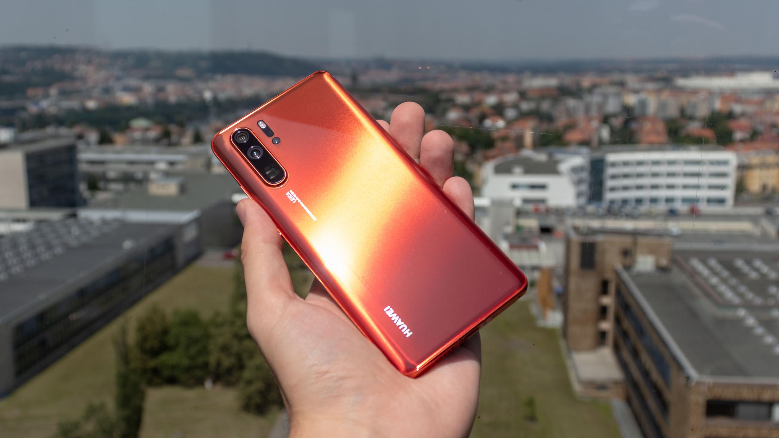Huawei chystá P30 Pro New Edition s Google službami a aplikacemi
