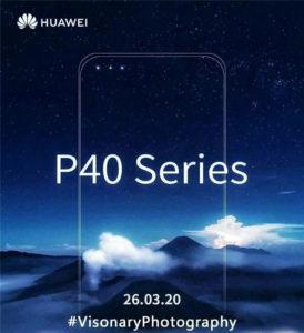 Huawei P40 Series Teaser 728x798x