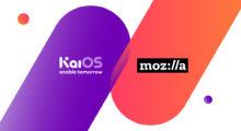 Mozilla pomůže KaiOS díky nové spolupráci