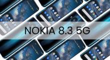 Nokia 8.3 přichází s 5G a ZEISS optikou