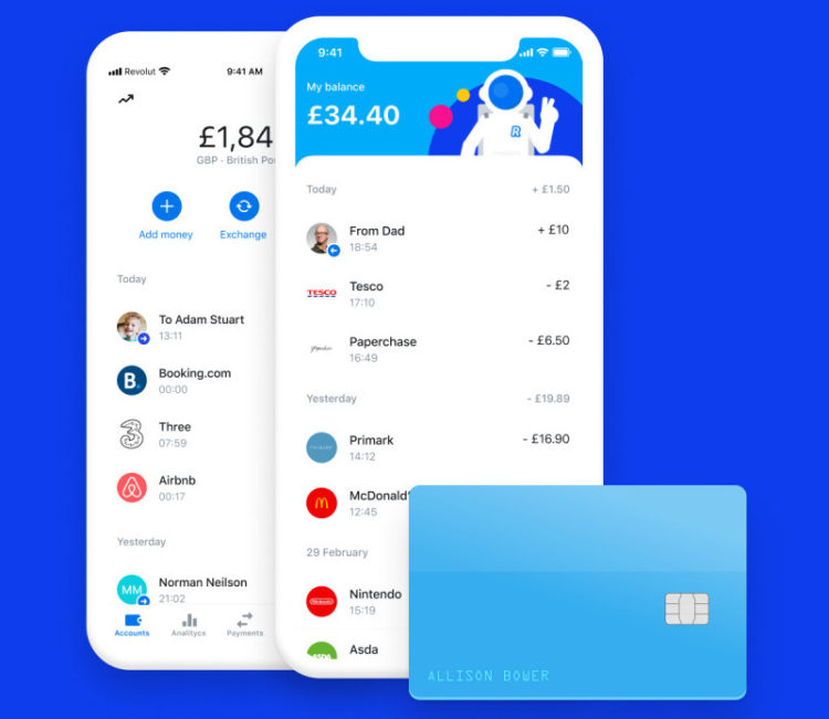 Revolut Junior interface 1 801x695x