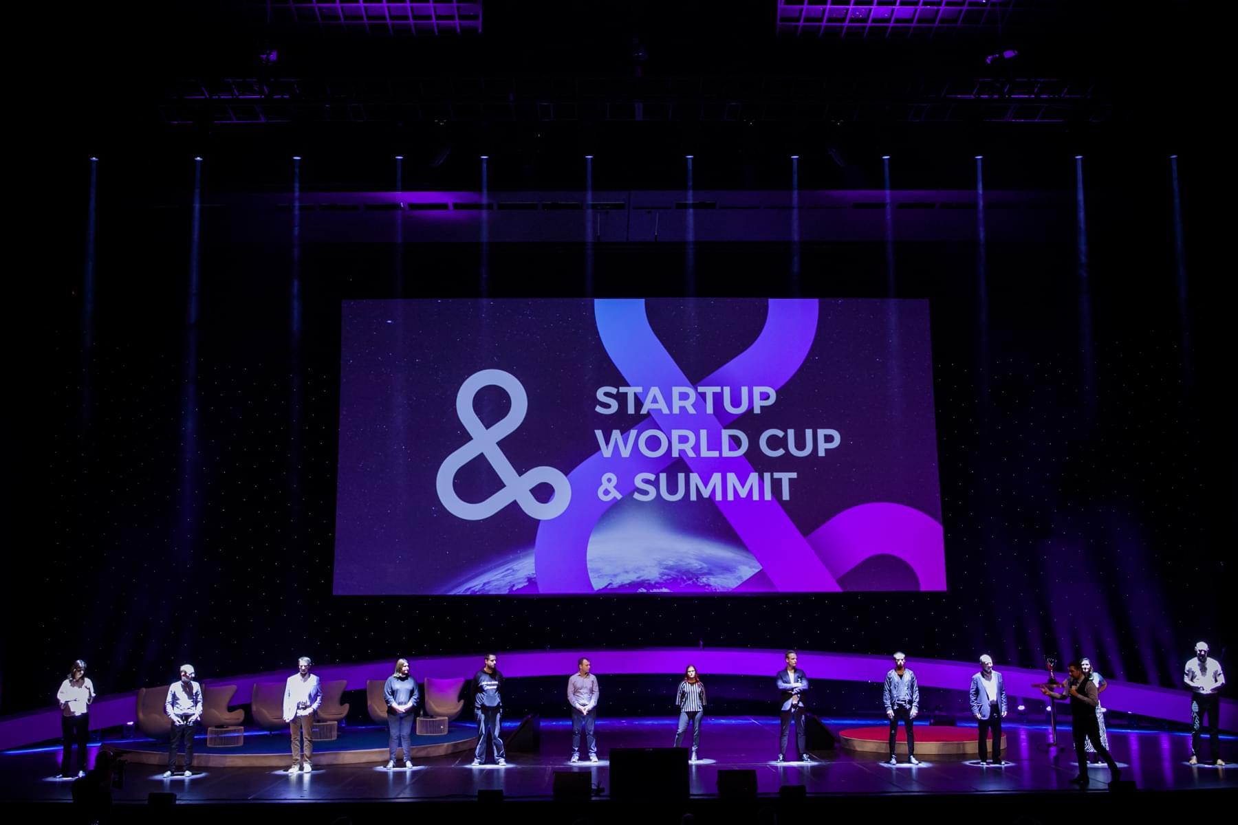 Startup World Cup & Summit se přesouvá na podzim