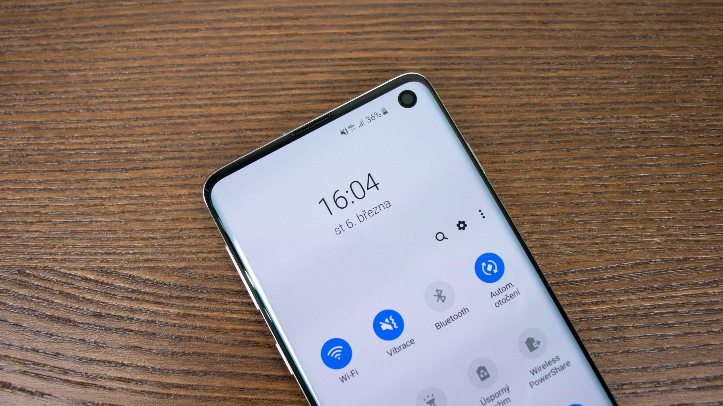 Samsung nadále nebude synchronizovat data klávesnice