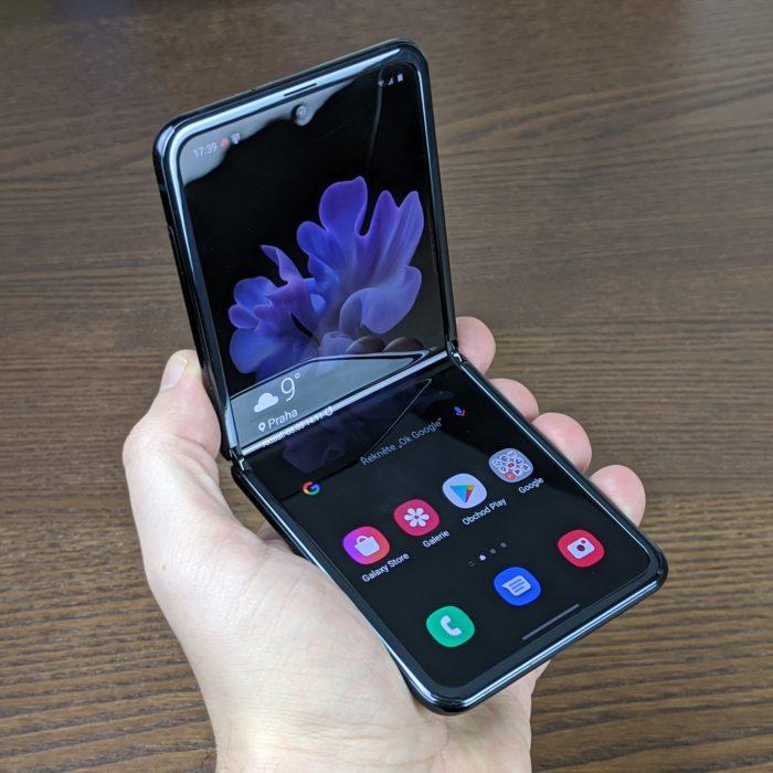 Samsung Galaxy Z Flip 5 1785x1785x