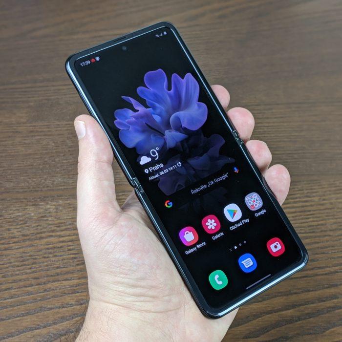 Samsung Galaxy Z Flip 6 2320x2320x