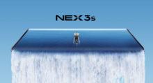 Vivo láká na nový model NEX 3s 5G