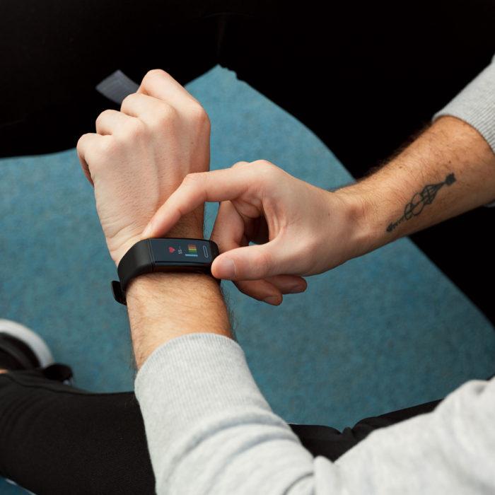 X fit GPS 1200x1200x
