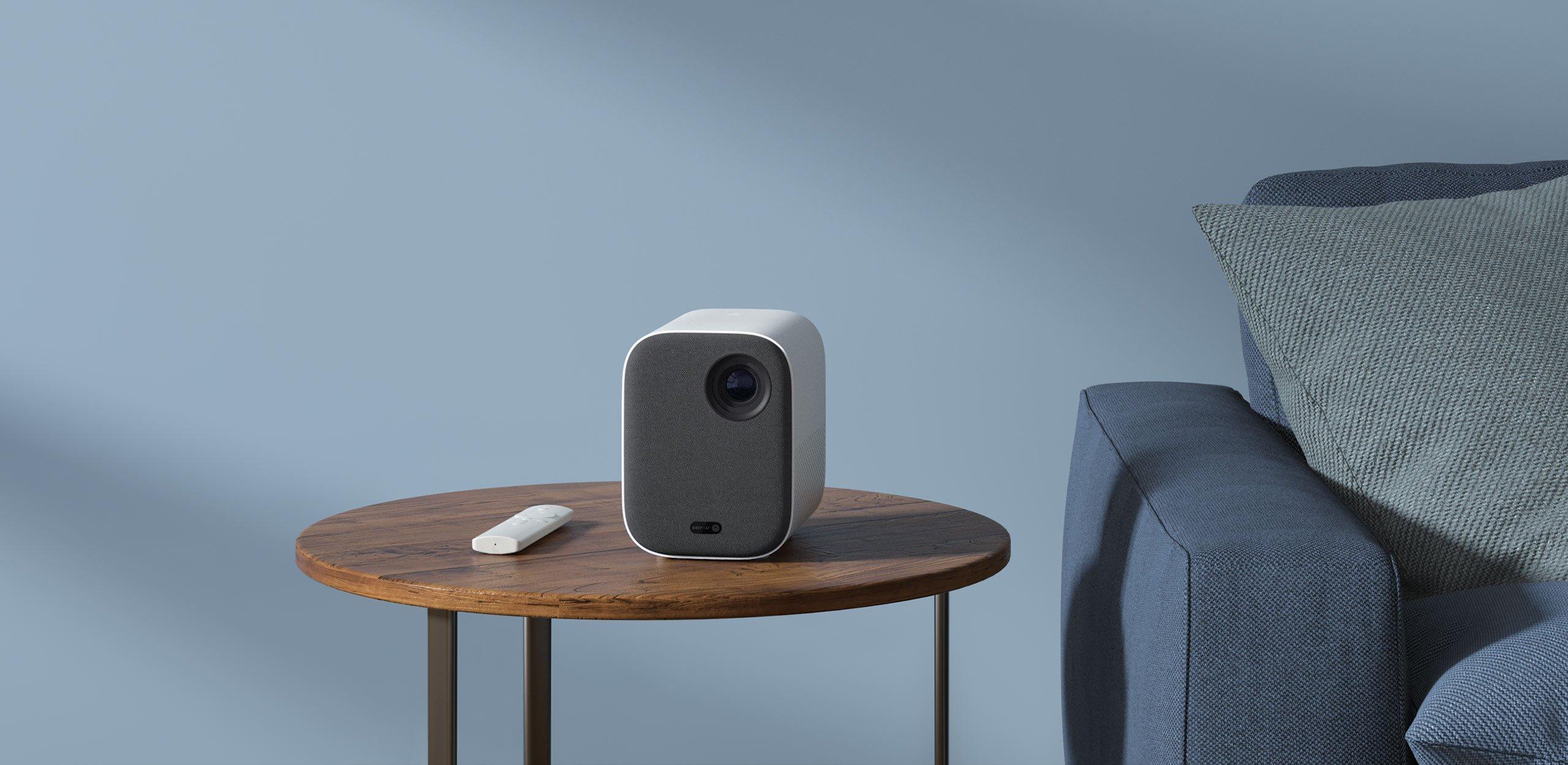 Mi Smart Compact Projector je nový projektor od Xiaomi