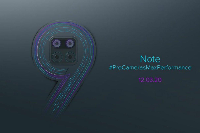Redmi Note 9 a 9 Pro dávají o sobě znát [aktualizováno]