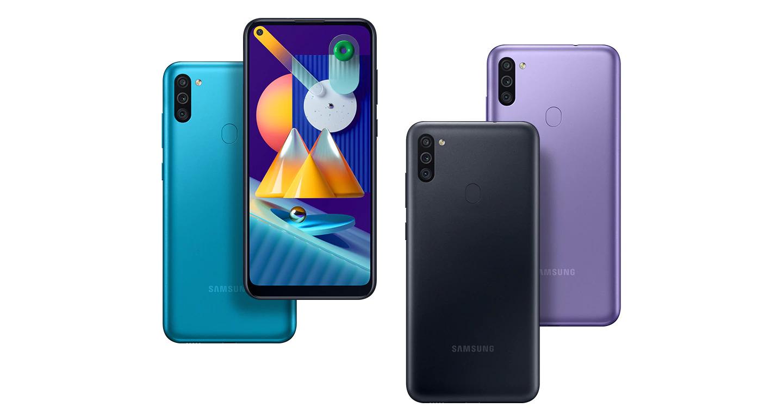 Novinka Samsung Galaxy M11 přichází do Česka [aktualizováno]