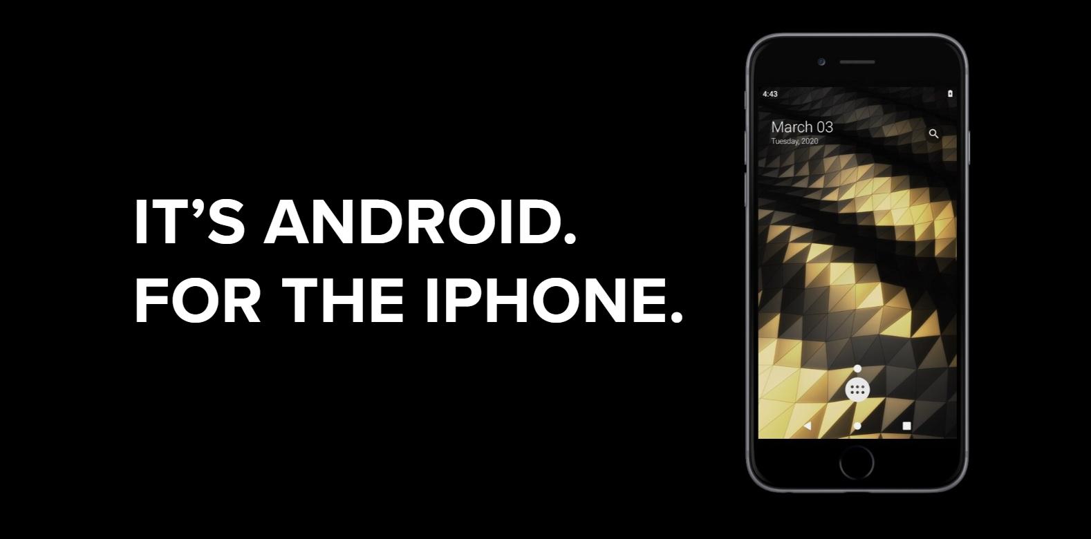 Nový jailbreak umožnuje spustit Android na iPhone 7