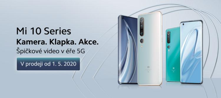 eshop Xiaomi Mi 10 Series ZACATEK PRODEJE 2020 1300x578 v01 1300x578x
