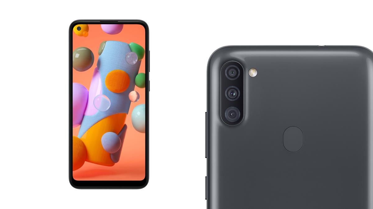 Samsung v tichosti uvedl Galaxy A11