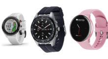 Chytré hodinky nově v obchodech –  LG Watch W7, Bip S, Garmin Approach S62