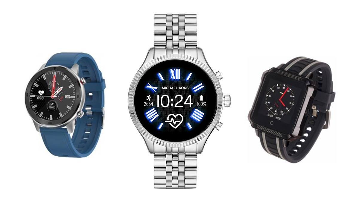 Chytré hodinky nově v obchodech – Kors, Expert Sport, Men 5S, Sport 17 plus