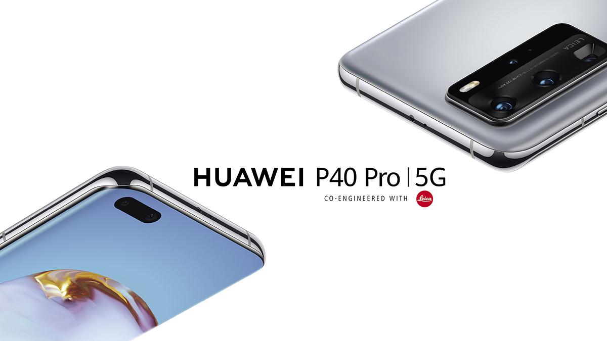 Huawei P40, P40 Pro a P40 Pro+ představeny – zaměřeno na fotoaparát