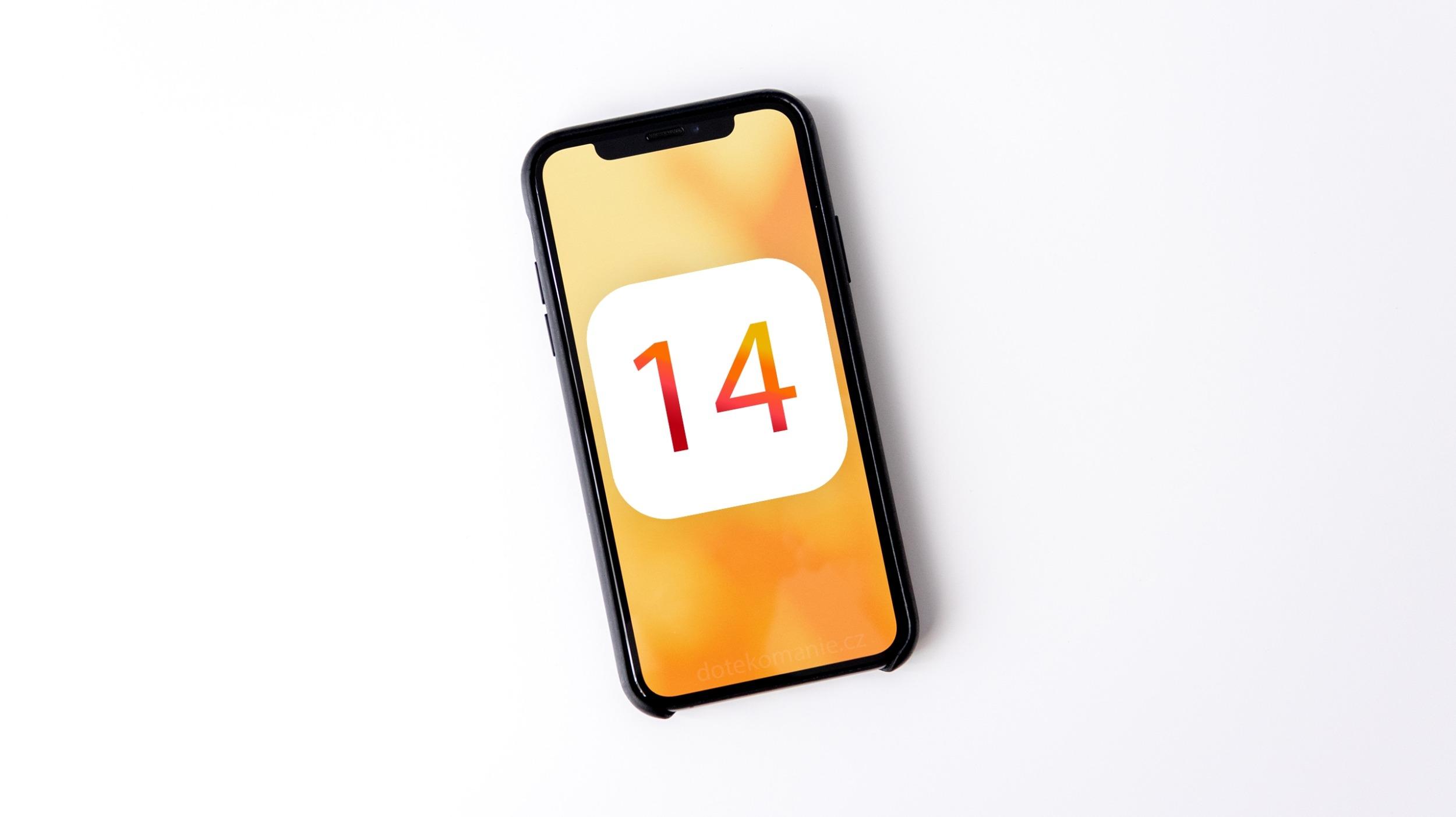 Unikají novinky iOS 14 – s novou domovskou obrazovkou