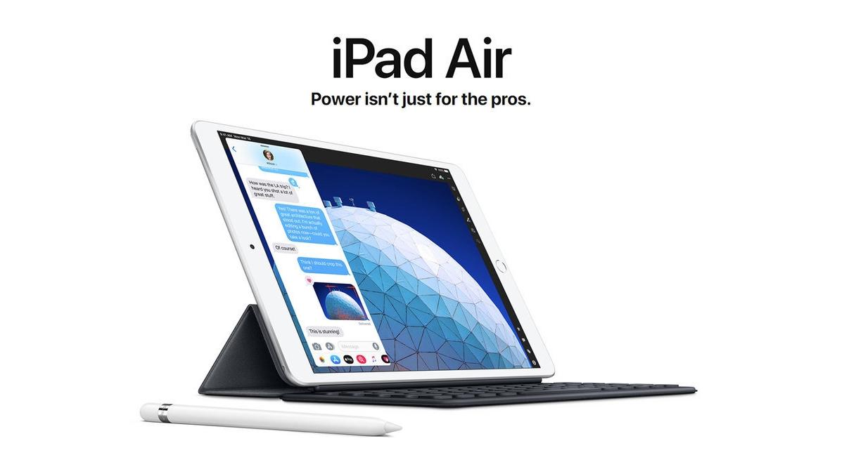 iPad Air 3. generace má problémy s displejem