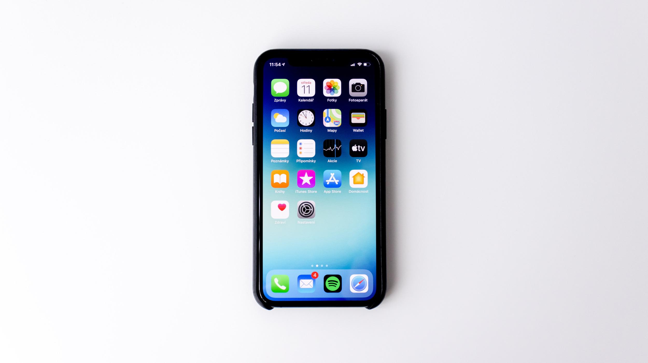 Apple nastavuje nákupní limity