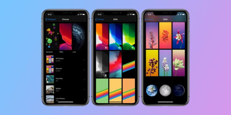 ios 14 wallpapers third parties accessibility more 2000x1000x