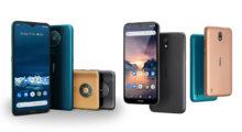 Novinky Nokia 5.3 a Nokia 1.3 představeny