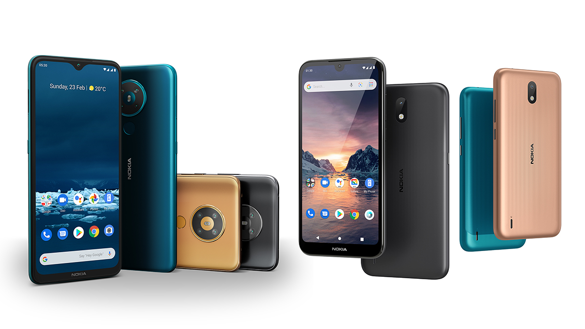 Nokia 5.3 přichází do Česka za 5 399 Kč [aktualizováno]